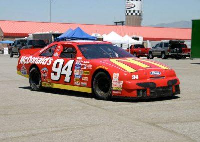 Bill Elliot's 1994 Championship winning, Road Race #94 McDonald's NASCAR