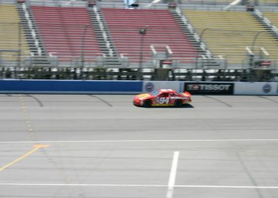 #94 Car Qualifying Run @ California Speedway