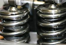 NASCAR engine assembled valve springs