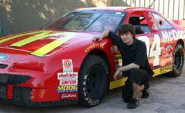 The Bill Elliot #94 McDonald's Road Race NASCAR