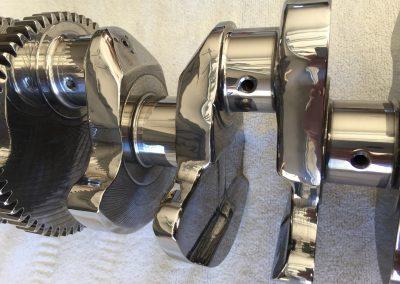 Kawasaki ZX-14 Superbike Crankshaft