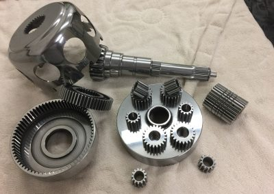 2 Speed Power Glide Automatic Transmission Planetary Gear Set