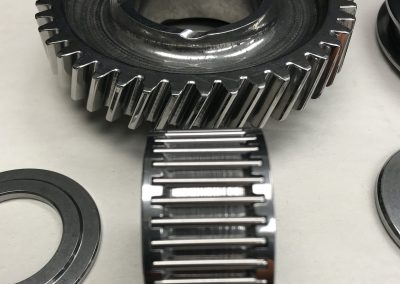 1981 Ferrari 308 GTB First gear / needle bearing  assembly Cryogenically treated and Superfinished
